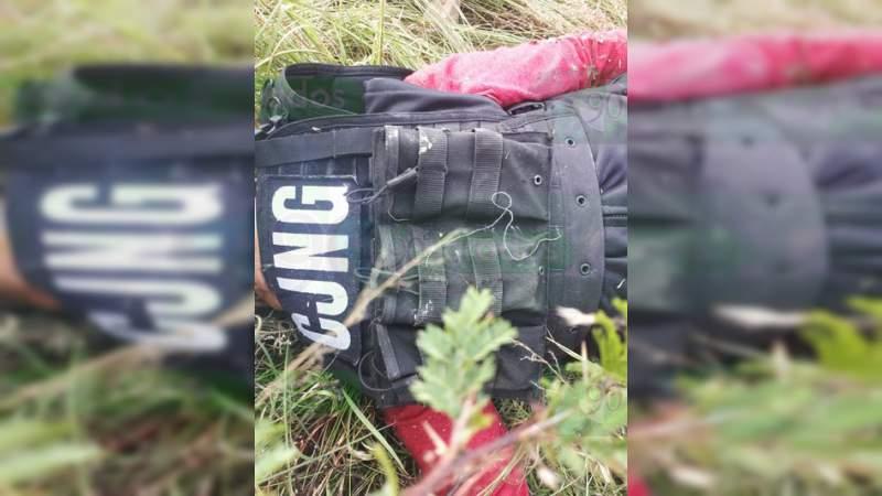 Policías federales llegaron a punto de reunión del CJNG y eso desató balaceras y bloqueos en Guanajuato