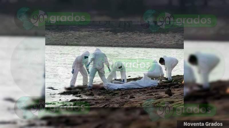 Hallan cadáver en la presa David en Zamora, Michoacán