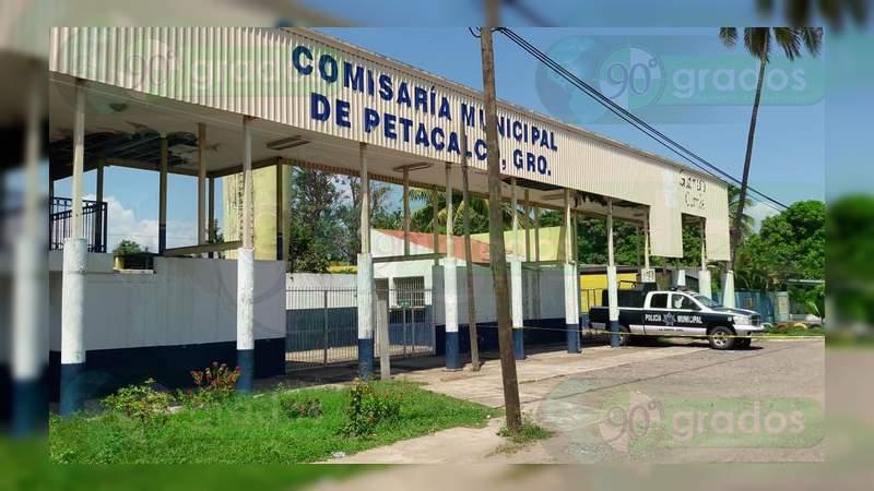 Comando ataca comisaría en La Unión, Guerrero