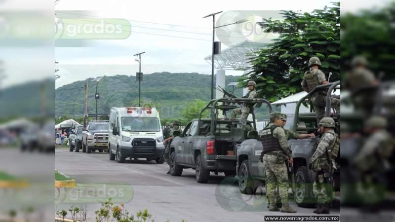 Ejecutan a dos en ataque armado en Irapuato, Guanajuato