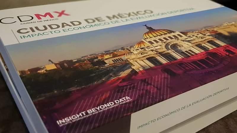 Turismo deportivo ha dejado ganancias de 5 mil mdd en la Ciudad de México