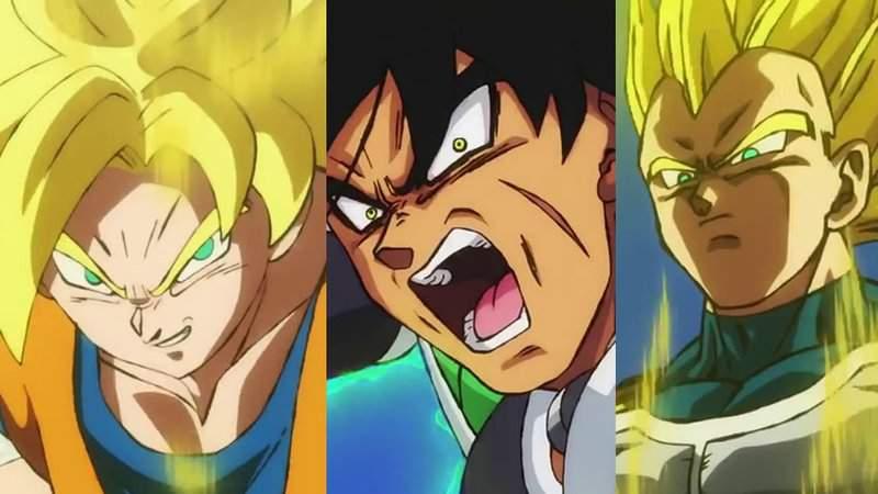 Lanzan el segundo tráiler de Dragon Ball Super: Broly