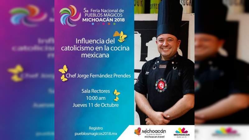 45 conferencias magistrales en 5ta. Feria Nacional de Pueblos Mágicos