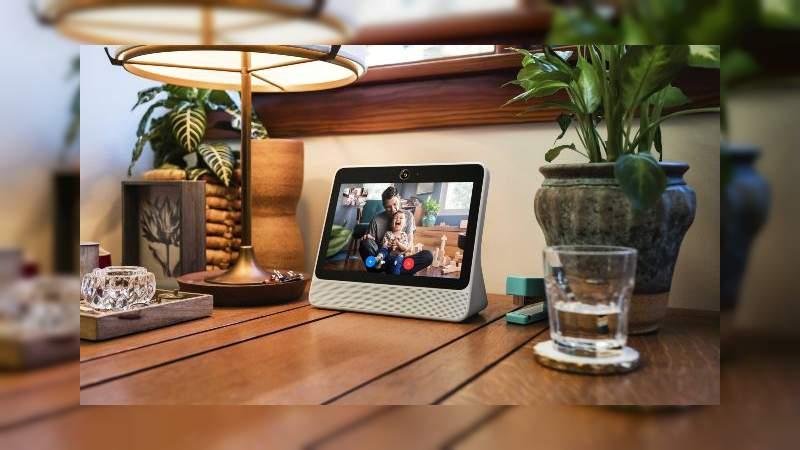 """Lanzan """"Portal"""" la pantalla de Facebook para hacer videollamadas"""