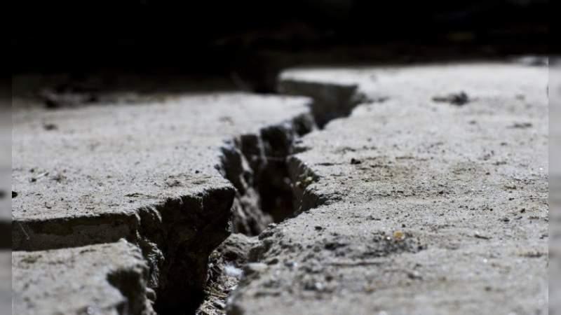 La NASA detecta falla geológica entre México y Estados Unidos