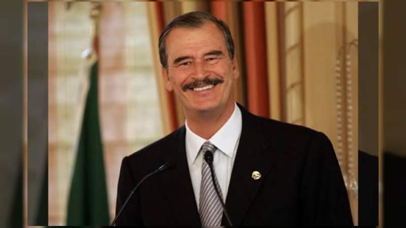 Vicente Fox se burla nuevamente de AMLO