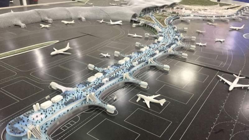 Crearán plan para proteger a las águilas y patos del Nuevo Aeropuerto