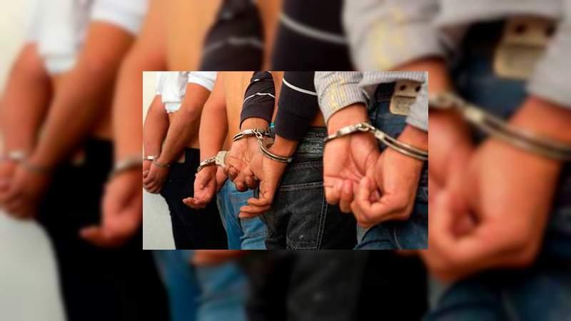 Sentencian a policías michoacanos que trabajaban para el CJNG