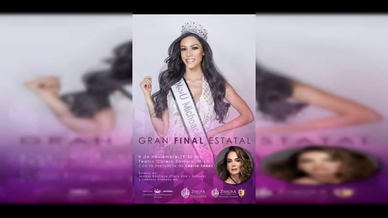 Zamora, sede de Mexicana Universal Michoacán rumbo a Miss Universo
