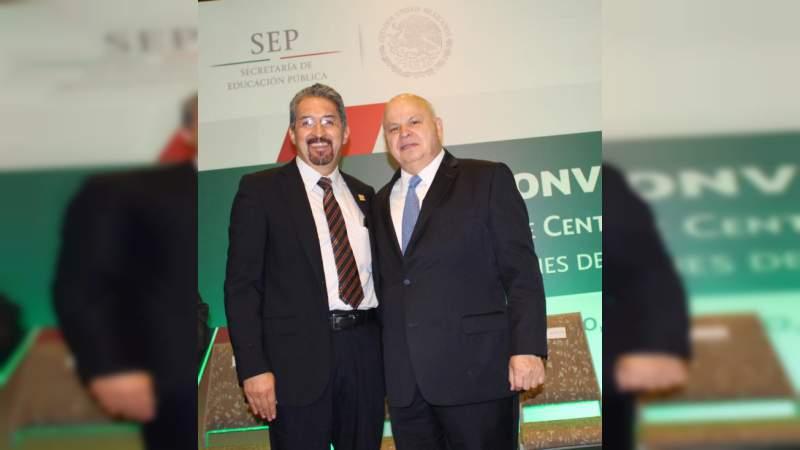 Sin tregua, la gestión de recursos para la Universidad Michoacana