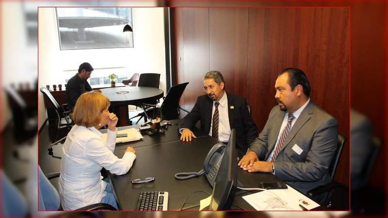 Se concreta reunión de rectores de universidades en crisis con Comisión de Educación del Senado de la República