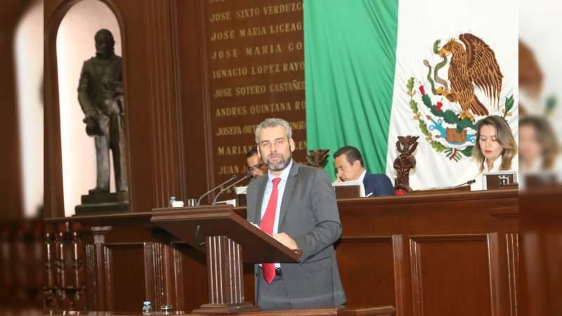 Congreso de Michoacán pide que la UMSNH sea declarada universidad nacional