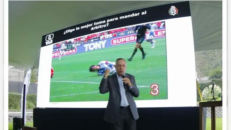 Este viernes se estrena el VAR en la Liga MX