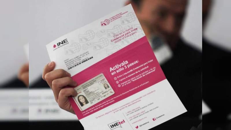 Con tu credencial de elector podrás participar en la consulta del Nuevo Aeropuerto