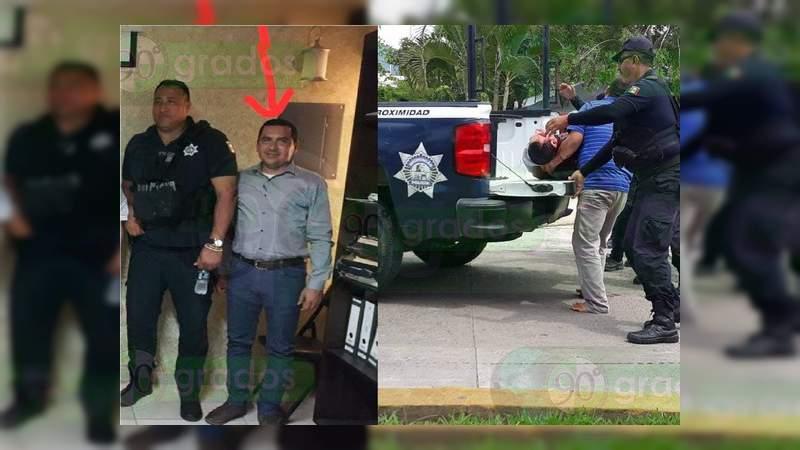 Continúan asesinatos de funcionarios en Buenavista con homicidio del Oficial Mayor