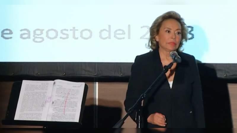 CNTE busca un juicio político contra Elba Esther Gordillo