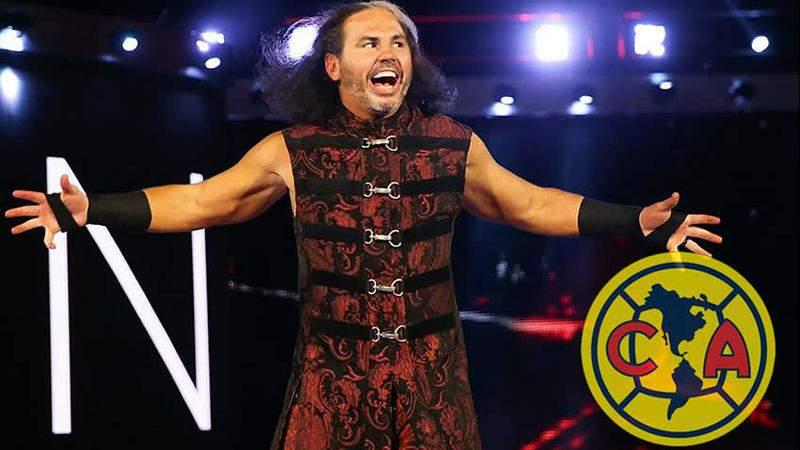 John Cena es como el América: Matt Hardy