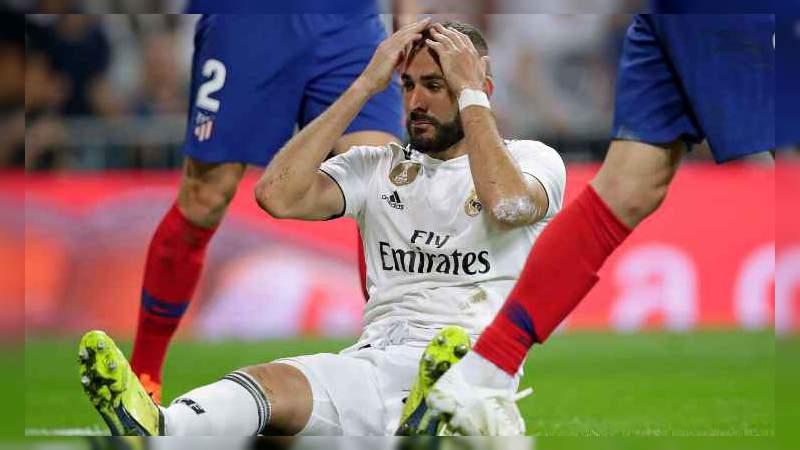 Benzema niega haber participado en un secuestro