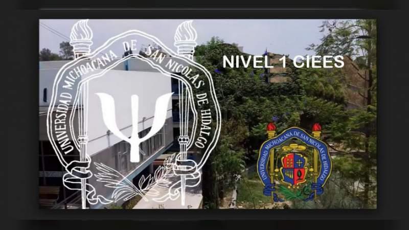 Alcanza Facultad de Psicología Nivel I de los CIEES