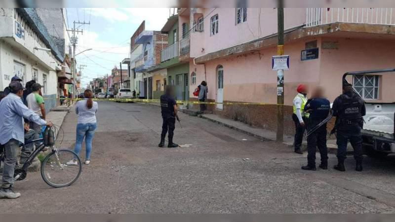 Asesinan a líder tortillero en Jacona, Michoacán