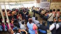PRD Michoacán, consolidando la reestructuración de sus comités municipales.