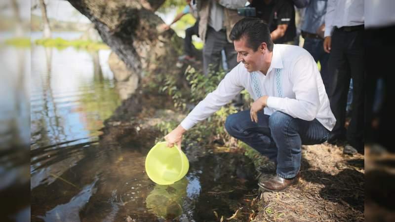 Toño García reconoce potencial turístico de Zacapu