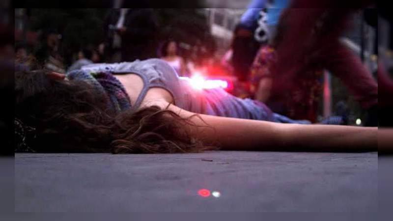 Llega a 133 mujeres asesinadas en el año en Michoacán