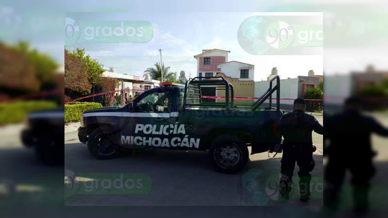 Asesinan a matrimonio frente a su hija en Zamora