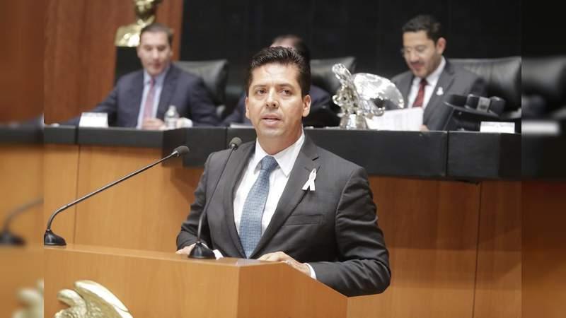 Comisión de turismo en el senado, no trabajará sobre falsos escenarios: Antonio García Conejo