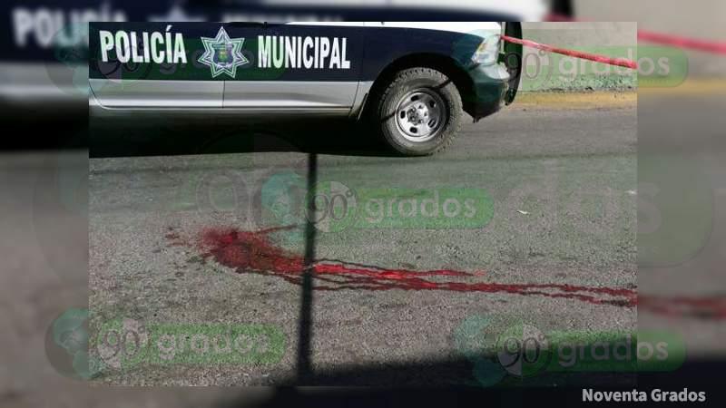 En menos de 24 horas asesinan a 21 en Michoacán; 7 mujeres entre las víctimas