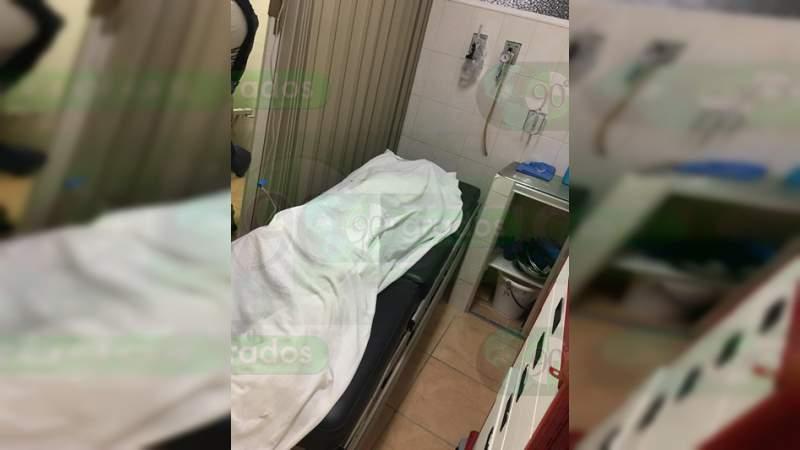 Tirotean a un grupo de hombres en Jacona; hay dos muertos y un herido