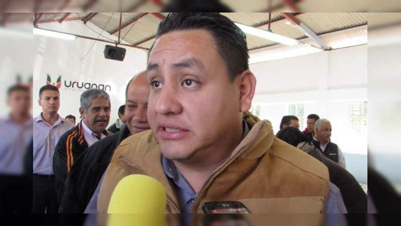 Incrementa el homicidio doloso en Uruapan: Víctor Manuel Manríquez