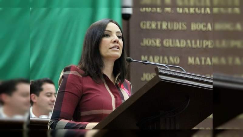 """Adriana Hernández propone Ley Orgánica para el Fiscal General """"y tenga las reglas básicas para poder operar"""""""