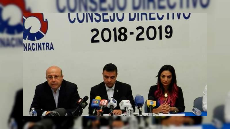 Confía Canacintra continuar con planes previstos con el Sistema Penitenciario para emplear internos