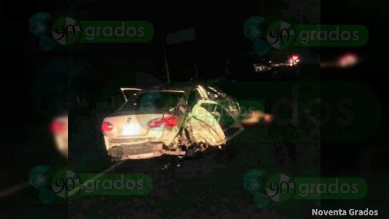 Atacan a tiros a pareja en Cuitzeo, Michoacán, él, muere