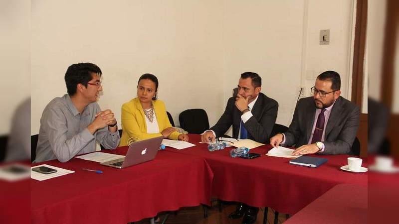 Fortalecer marco jurídico en seguridad y justicia, prioridad: Humberto González