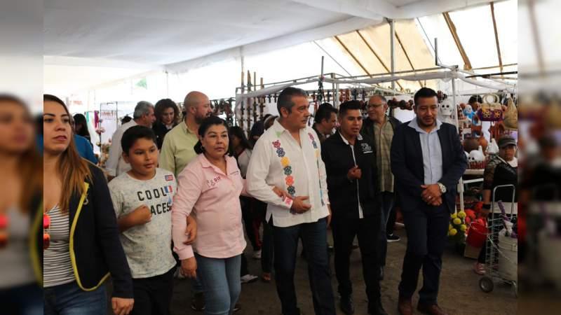 Trabajo para fortalecer a Capula y convertirla en pueblo mágico continuará: Presidente Municipal, Raúl Morón