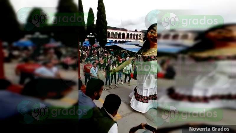 Asesinan a danzante en plena celebración tradicional en Tlaxiaco, Oaxaca