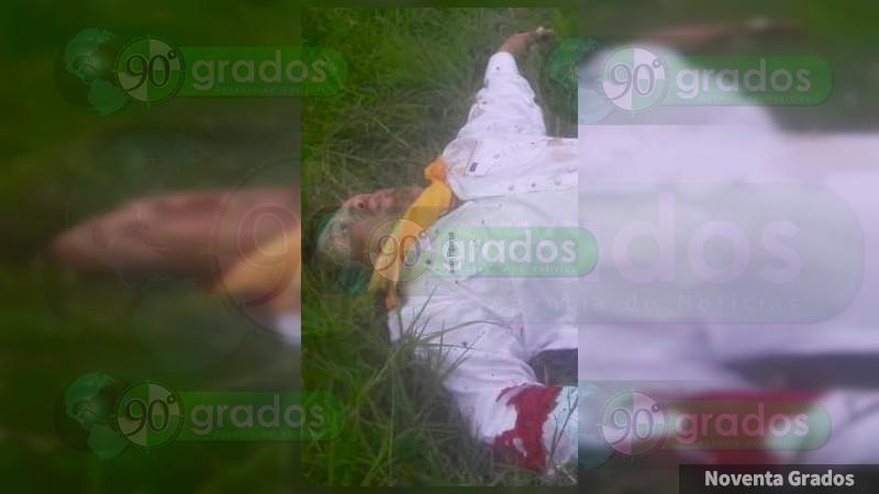 Asesinan a ex diputado Juan Figueroa Gómez