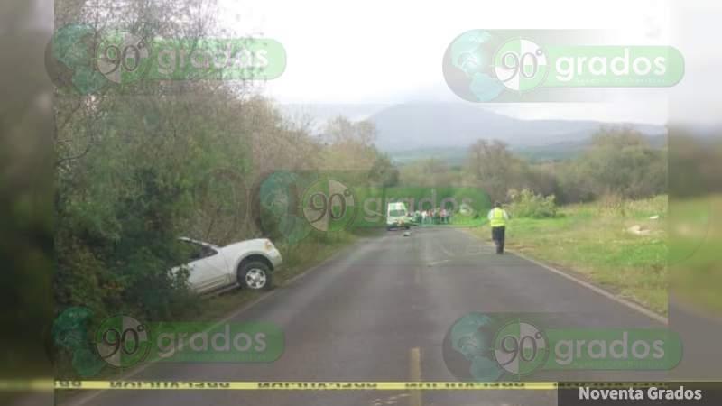 Ejecutan a tres en Acuitzio; ex diputado Juan Figueroa Gómez entre las víctimas