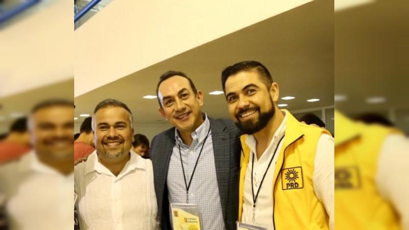 PRD Michoacán, voz importante, en el próximo Congreso Nacional, para refundar el partido:  Antonio Soto Sánchez