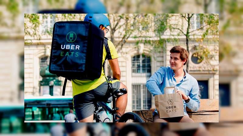 Uber Eats llegaría a Morelia