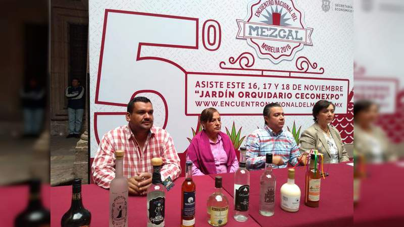 Invita Unión de Mezcaleros del Estado al 5º Encuentro Nacional del Mezcal