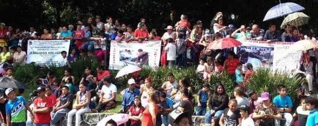 Trabajadores del Parque Nacional de Uruapan se reunirán con el Alcalde; quieren certidumbre