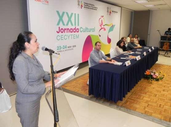 Arranca comunidad CECyTEM XXII Jornada Cultural