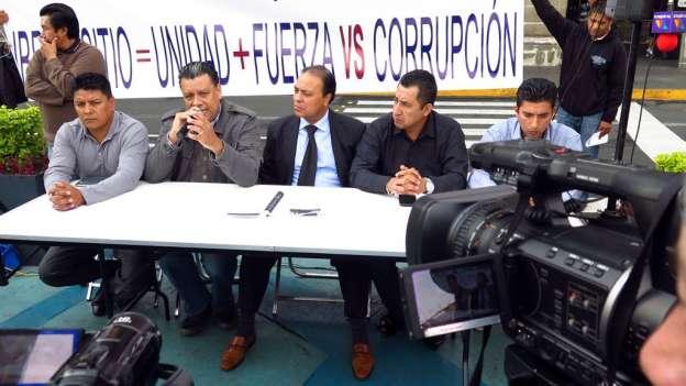 Denuncia TOCDMX represión del Secretario de Movilidad y el GDF