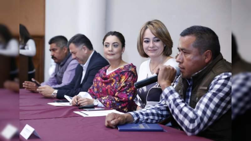 Michoacán, listo para recibir a la Mariposa Monarca: Sectur