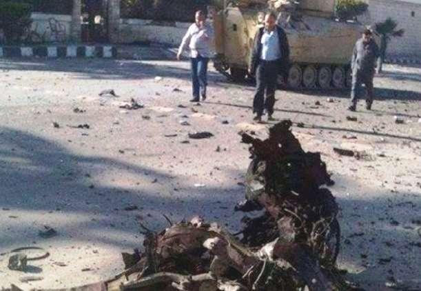 Atentados en Egipto dejan siete muertos y 14 heridos