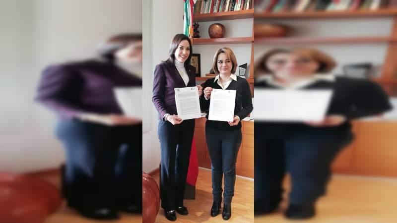 Sectur Michoacán y la UNLA, aliados por el turismo