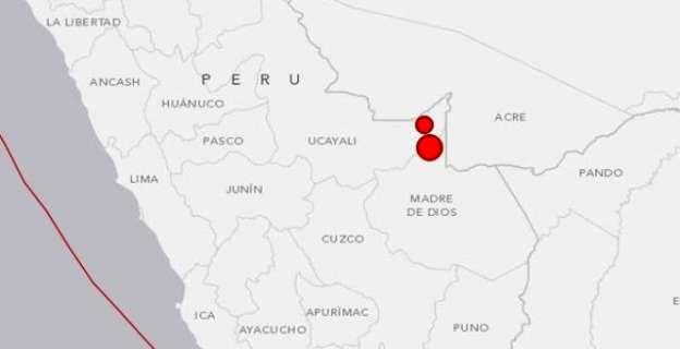 Sismo de 7.5 grados sacude Perú